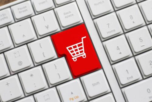 ネットショッピングのショッピングカート